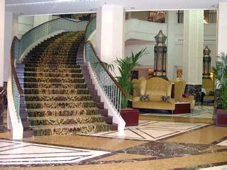 Sheraton Abu Dhabi Hotel & ResortLobby