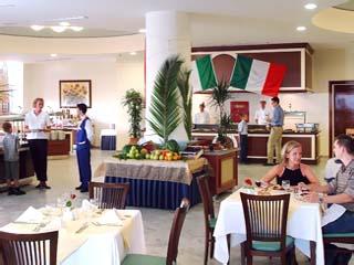 Iberostar Panorama Family Hotel: Restaurant