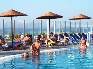Iberostar Panorama Family Hotel: Swimming Pool