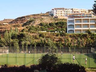 Iberostar Panorama Family Hotel: Tennis Court