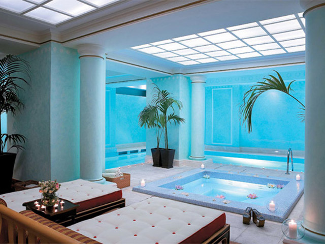 King George Palace: Thalassotherapy