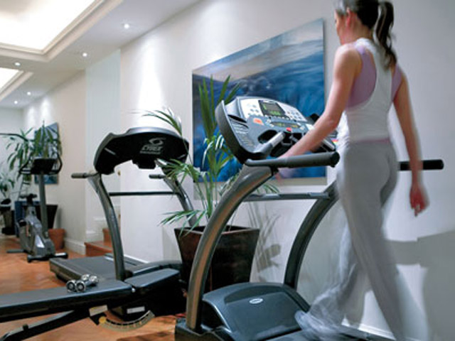King George Palace: Fitness Room