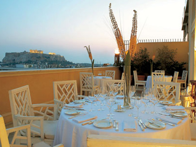 King George PalaceTudor Hall Restaurant