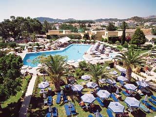 Sun Palace Hotel RhodesSwimming Pool