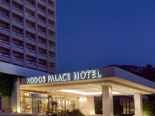 Rodos Palace Resort Hotel & Convention Center -