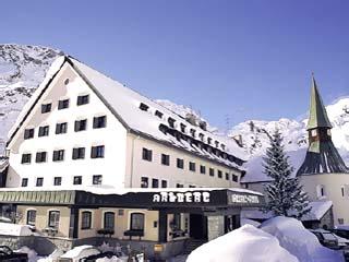 Arlberg Hospiz HotelExterior View