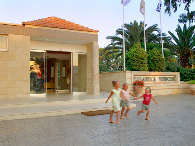 Atlantica Princess Hotel - Entrance