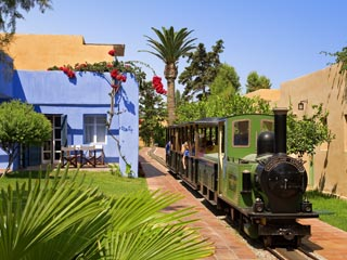 SunPrime Miramare Beach: The Train