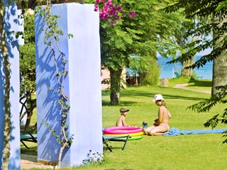 SunPrime Miramare Beach: Gardens