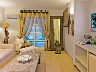 SunPrime Miramare Beach: Interior of waterfront villa