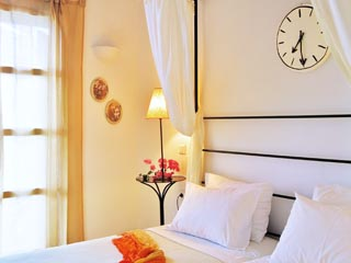 SunPrime Miramare Beach: Bedroom of suite