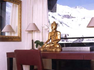 Thurnhers Alpenhof HotelSuite