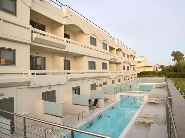 Mistral Hotel Rhodes
