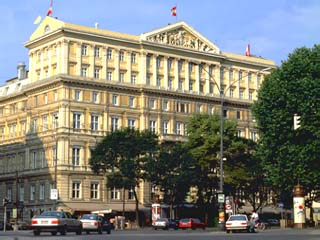 Imperial Vienna HotelExterior View