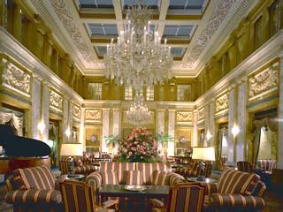 Imperial Vienna HotelLobby