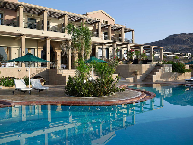Mitsis Lindos Memories Resort Beach Hotel (Adults Only)