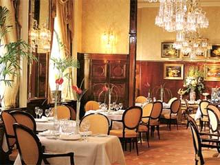 Sacher Wien HotelRestaurant Anna Sache