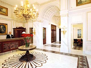 Sacher Wien HotelLobby