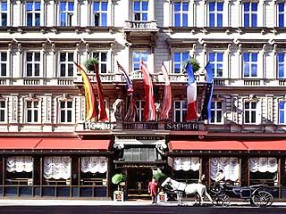 Sacher Wien HotelExterior View