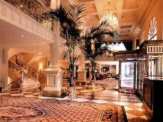 Grand Hotel WienLobby