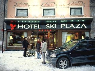 Ski Plaza HotelExterior View