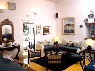 Orloff Hotel: Hall