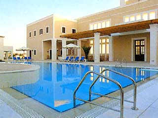 Nissia Traditional Residences: Swimming Pool