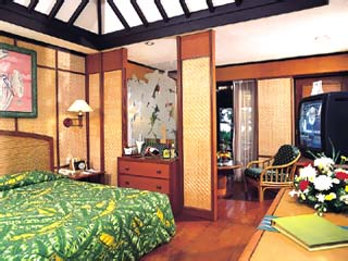 Senggigi Beach HotelDeluxe Bungalow Room