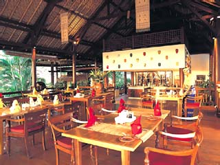 Senggigi Beach HotelRinjahi Restaurant