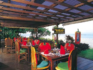 Senggigi Beach HotelBasilico Italian Restaurant