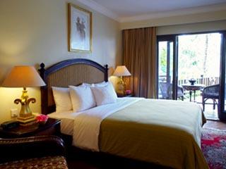 Sheraton Senggigi Beach  ResortVilla Living Room