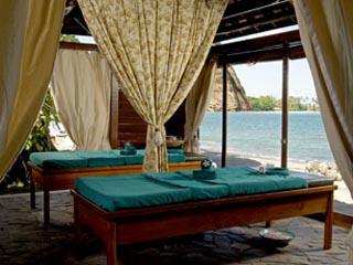 Sheraton Senggigi Beach  ResortBeach Massage