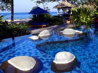Sheraton Senggigi Beach  ResortPool Beach