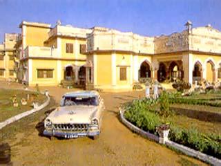Bhanwar Vilas PalaceExterior View
