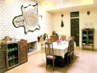 Bhanwar Vilas PalaceRestaurant