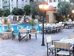 Loucoullos Taverna by the Swimming Pool