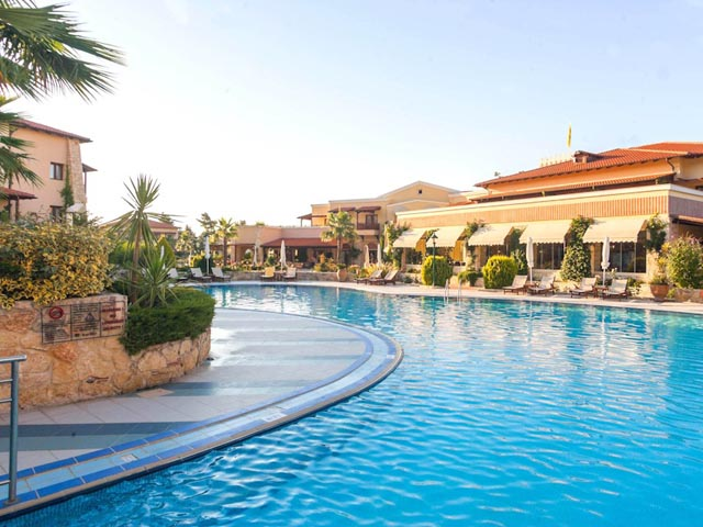 Aegean Melathron Thalasso Spa Hotel *****