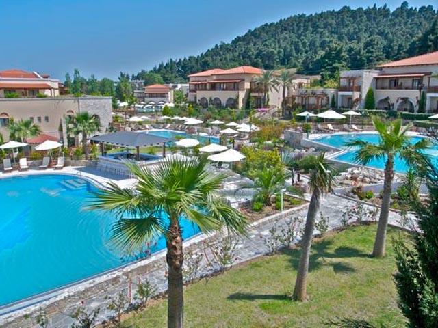 Aegean Melathron Thalasso Spa Hotel Hotels Kassandra Kallithea