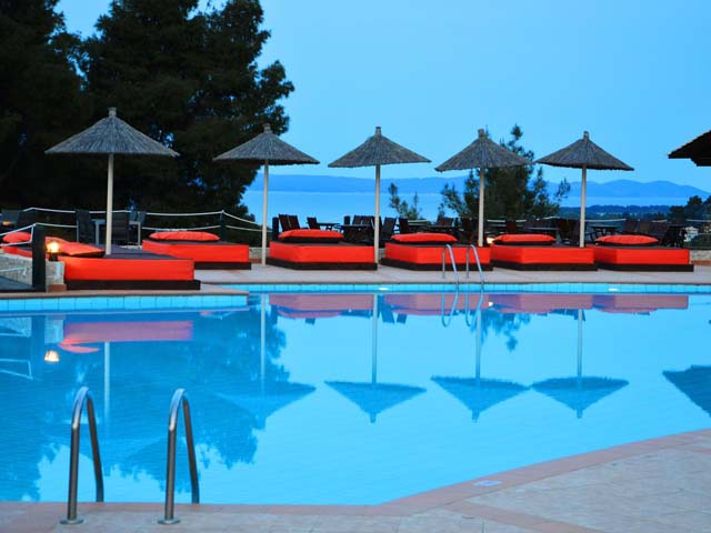 Alia Palace Luxury Hotel and Villas -
