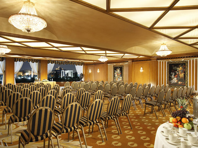Royal Olympic Hotel: Meeting Room