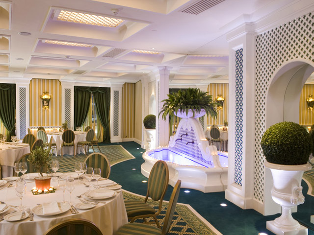 Royal Olympic Hotel: Restaurant