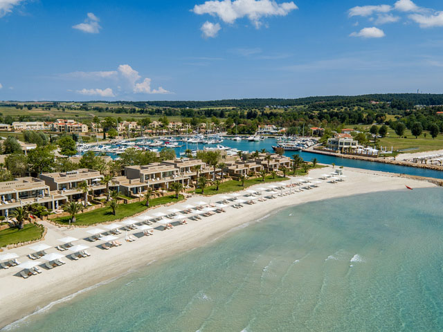 Special Offer for Sani Asterias Suites - Super Early Bird 2018 Offer up to 45% Reduction !! LIMITED TIME !! 24.09.18-06.10.18 !!