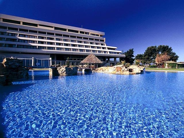 Porto Carras  Meliton Hotel: