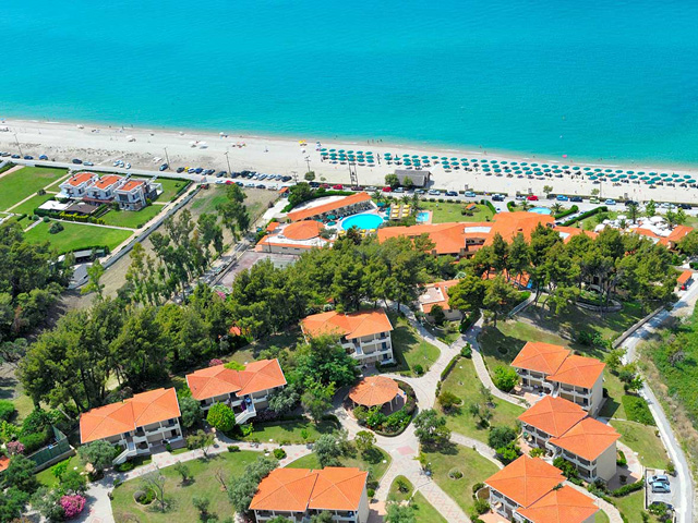Possidi Holidays Resort & Suites Hotel