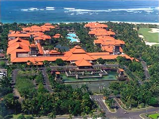 Ayodya Resort Bali (ex Bali Hilton International)