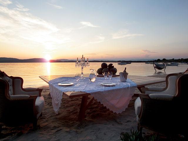 Ekies All Senses Resort: Dining Area