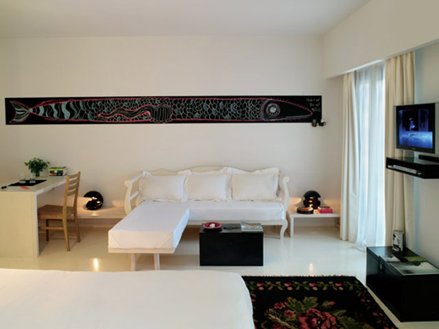 Ekies All Senses Resort: Living Room