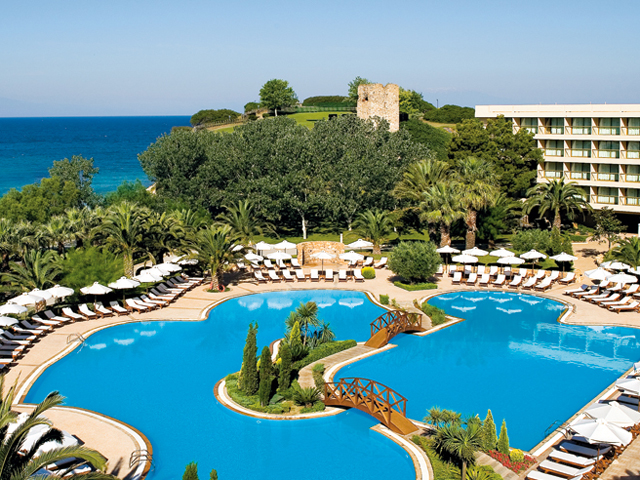Special Offer for Sani Beach Hotel - Super Early Bird 2021 !! up to 40% Reduction !! Limited Time !!