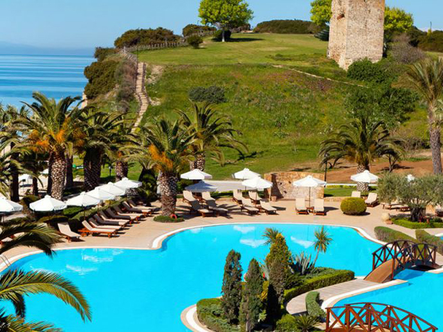 Special Offer for Sani Beach Hotel - Super Early Bird for 2018 up to 35% Reduction !!!