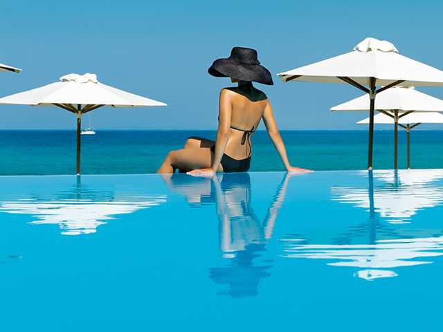 Special Offer for Sani Beach Hotel - Super Offer April 2021 Free Full Board & up to 40% OFF !! !! Limited Time !!